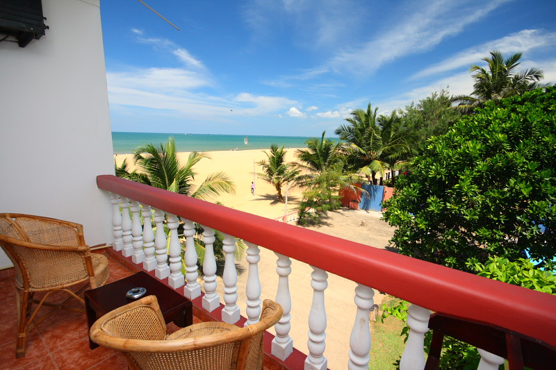 8 Standard Ac Non Rooms Topaz Beach Hotel Negombo Accommodation